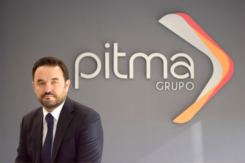Álvaro Villa CEO del grupo PITMA