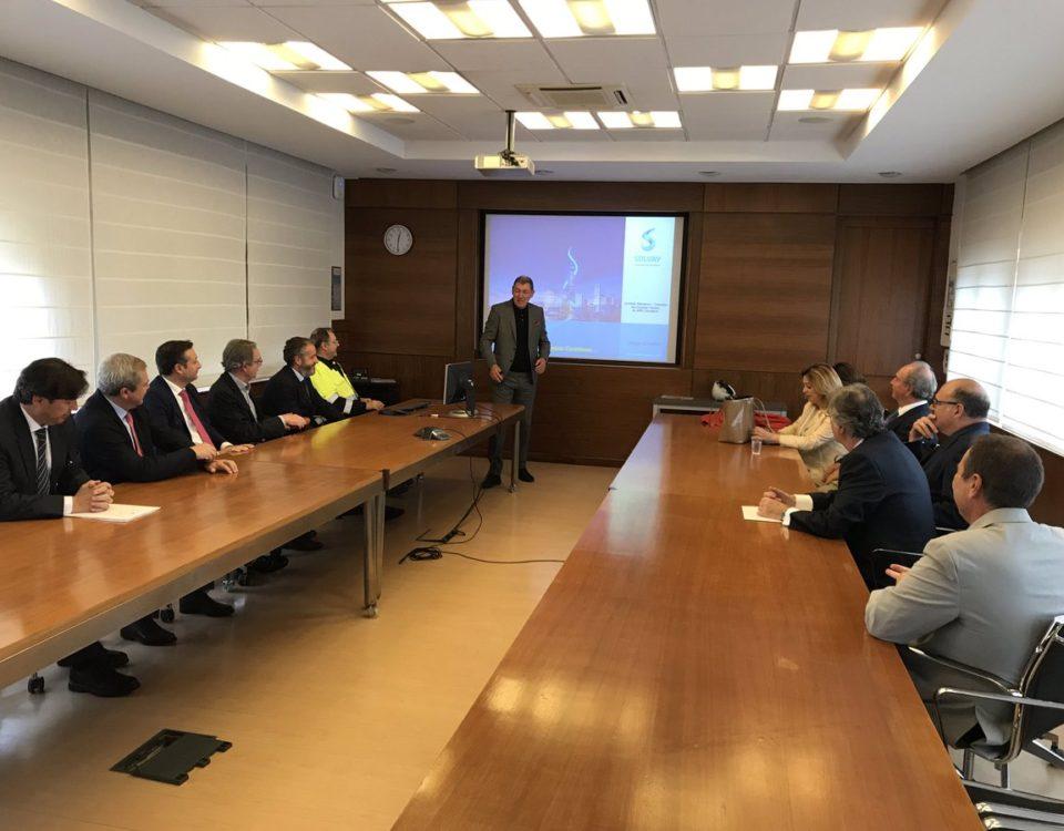 Grupo PITMA, en el Consejo Rector de ADP Cantabria