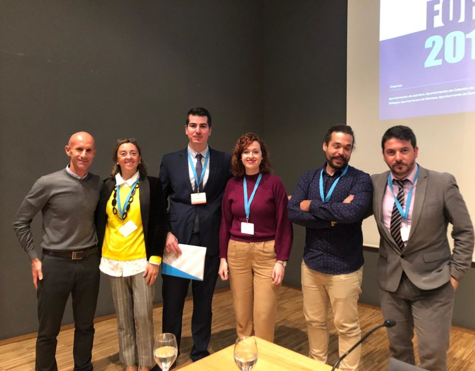 Equipo de PITMA en Expo Forum 2019