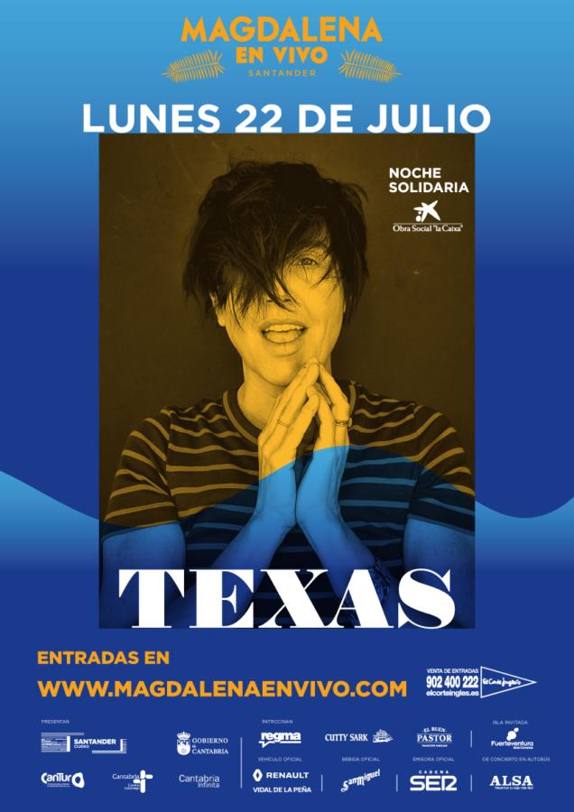 Cartel Noche Solidaria 2019