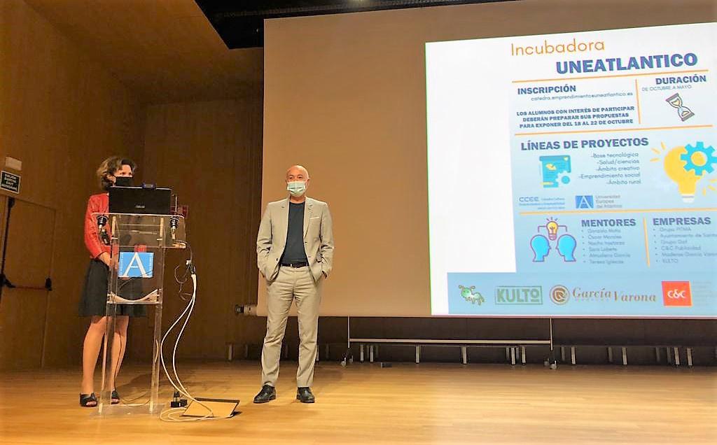 Manuel Gómez, CFO del grupo PITMA, empresa consultora del programa