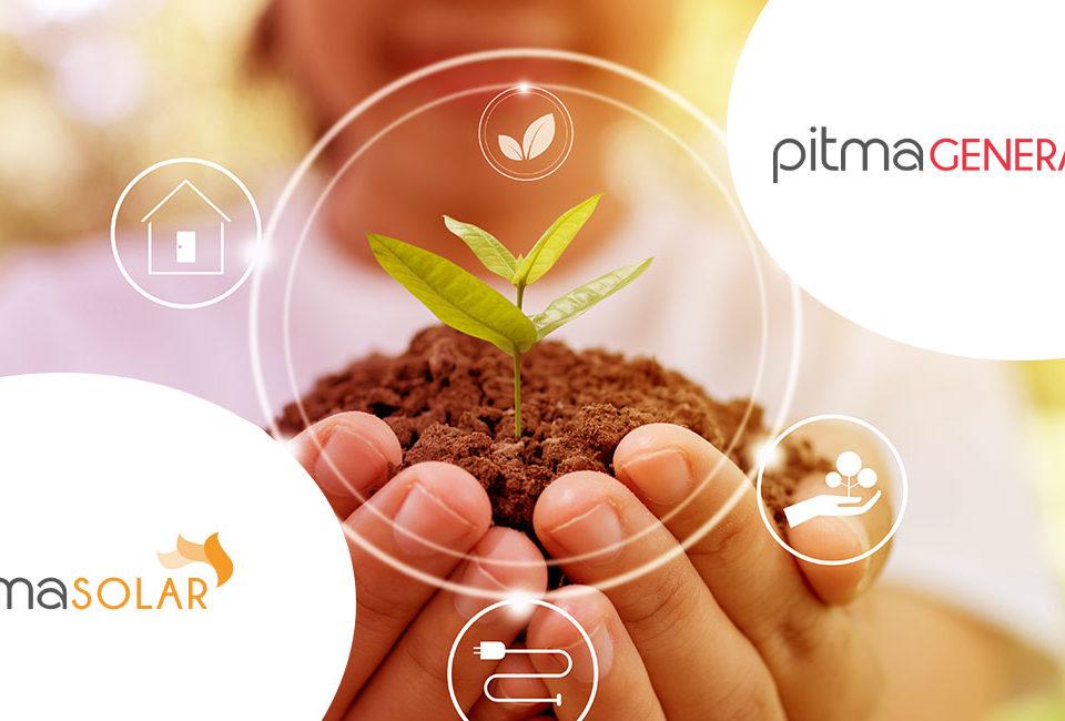 Pitma Solar y Pitma Generación, nuevas marcas