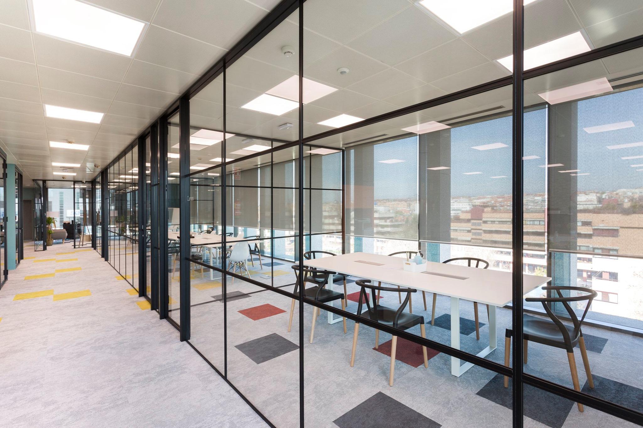 Sede del grupo PITMA en Madrid